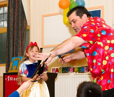 Show bags for school fetes - Prices Amp Packages Childrens Entertainer In Kent Kids Magician