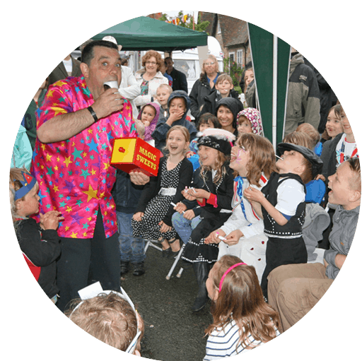 childrens magic for fetes