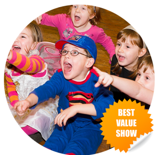 vest value childrens entertainer in east sussex for east sussex kids parties